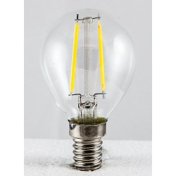 LED filament lampa 10pack